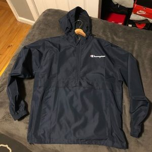 Champion windbreaker